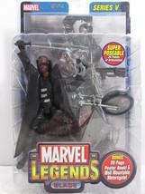 """Marvel Legends Blade 6"""" Action Figure Series V - ToyBiz 2003 FS - $43.53"""