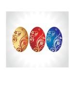 Easter Eggs Vector-ClipArt-Digital ArtClip-Back... - $3.00