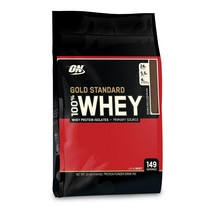 ON (Optimum Nutrition) Gold Standard 100% Whey Protein, 10 lb Double Ric... - $299.00