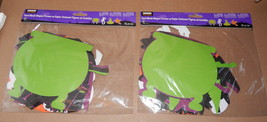"""Halloween Card Stock Shapes 72pc By Creatology 3+6"""" x6"""" Pumpkins Ghosts ... - $7.92"""