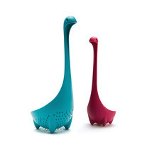 Kitchen Set Gifts Colander Spoon + Ladle Funky Home Tools Gadgets Nessie... - $39.00