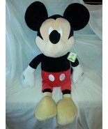"""Minnie Mouse or Mickey Mouse Jumbo Plush Toy 38"""" - $126.42"""