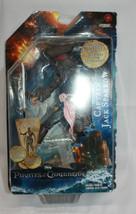 Captain Jack Sparrow Action Figure 2011 NIB - $13.65