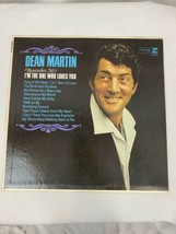 """Dean Martin,  """"(Remember Me) I'm the One Who Loves You,"""" Vinyl Record Album - $9.49"""
