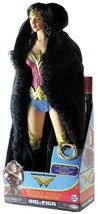 Wonder Woman Action Figure Doll 2017 Limited Edition Cloak Lasso 19 Inch... - $44.05