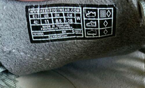 KEEN Uneek Gray Woven Slingback Sport Sandals Womens US 11 EUR 42 image 10