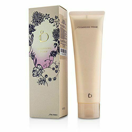 Shiseido Benefique Cleansing Foam FULL SIZE Brand New In Box! A10 - $38.99