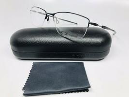 0cde70d3eb New Oakley OX5120-0354 Titanium Satin Black LIZARD 2 Eyeglasses 54mm w.