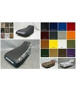 HONDA TRX450 FOREMAN  Seat Cover 1998-2004 in BLACK,  25 Colors & 2-tone... - $27.95