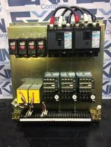 ELECTRIC CONTROL PANEL (2)FUJI EA33 3 POLE 20 AMP/(4)CP31/(3)SJ-0G - $136.80