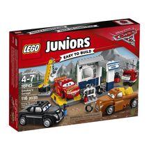 LEGO Juniors Smokey's Garage 10743 Building Kit [New] Disney Pixar Cars - $29.99