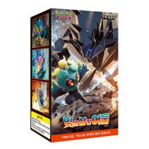 "Pokemon cards Sun Moon Light Consuming Darkness""Booster Box 30pack Korea... - $24.30"