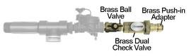 Basepump HB1000-Pro Water Powered Professional Backup Sump Pump - $388.88