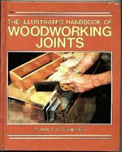 The illustrated handbook of woodworking joints Blandford, Percy W