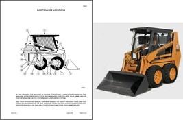 Case 1840 Skid Steer Loader Service Repair Workshop Manual CD - $12.00
