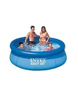 Above Ground Pool Set ~ Backyard Outside Party ~ Pump Incl ~ Easy Set Up... - $156.09