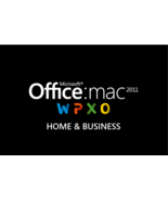 Microsoft Office 2011 Home & Business for MAC Fast Download Lifetime Off... - $21.84