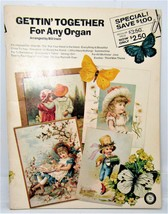 Gettin' Together for Any Organ  Arranged by Bill Irwin - $25.00