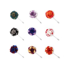 INNEE Handcrafted Lapel Flower 9pcs Boutonniere Pins in Clear Top Tin Bo... - $21.83