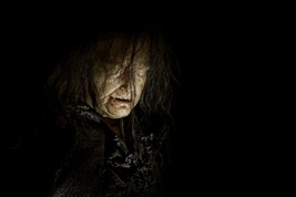 Banish Hag Witch Dark Entity Demon Night Suffocation Shield of Protection Spell  - $50.00
