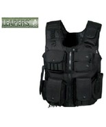 UTG Leapers * Law Enforcement Tactical Swat Vest Black  # PVC-V548BL  * ... - $42.63