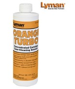 Lyman Orange Turbo Concentrated Cleaning Solution 16 oz    # 7631355   New! - $16.12
