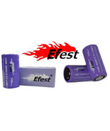 Efest  High Drain 18350 700mAh Li-MN IMR Flat Top Battery * AUTHENTICITY... - $5.70+