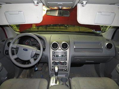 2006 Ford Freestyle Starter Motor