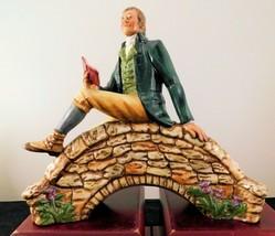 "Royal Doulton Figurine ""Robert Burns"" HN3641 - $185.24"