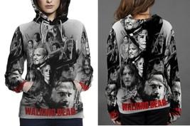 Walking Dead Comic Women's Hoodie - $44.80+