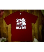 Fruit of the Loom Family Guy Bad Boy Stewie Short Sleev Red Tee T-Shirt ... - $19.99