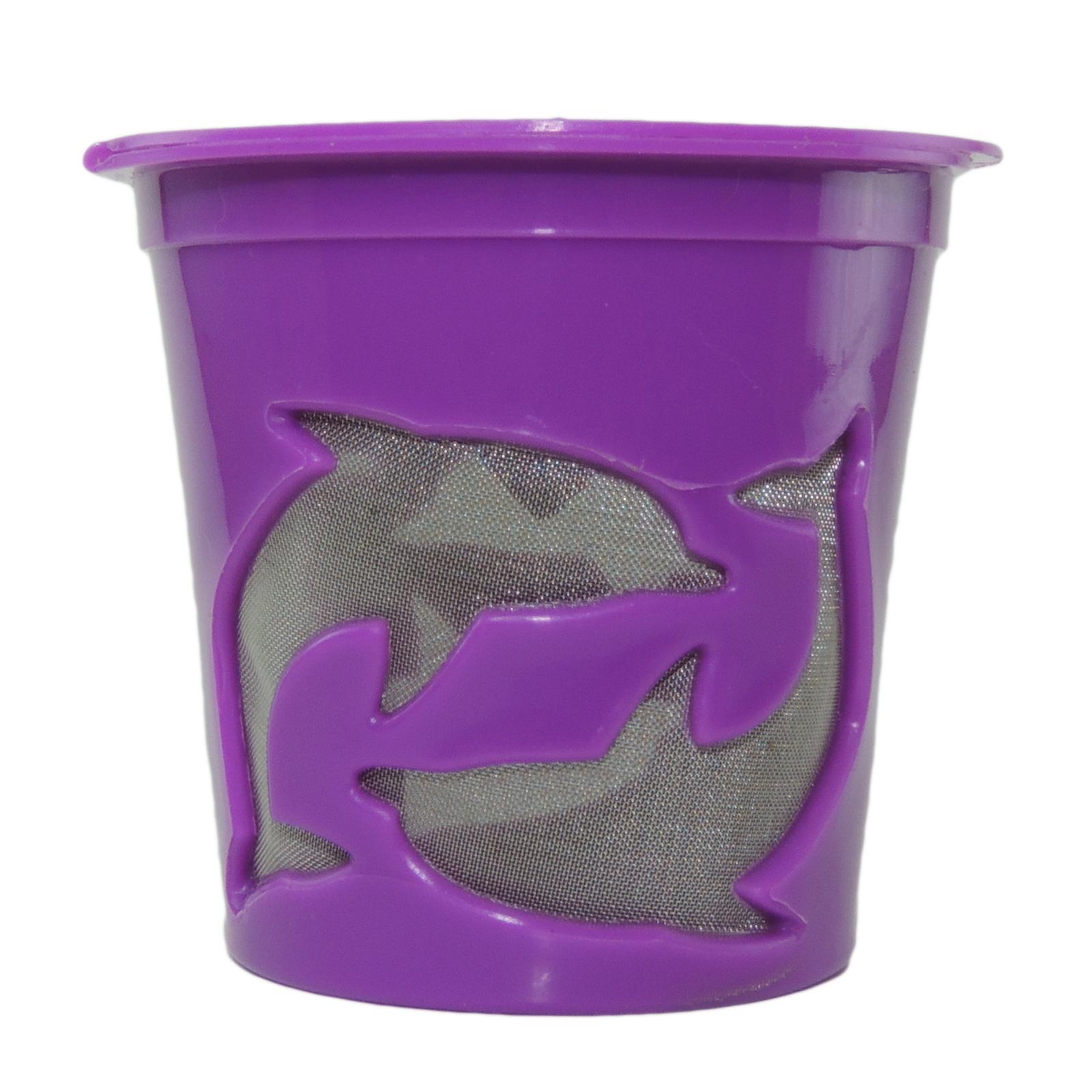 Keurig K-cups Keurig 2.0 Reusable K-cup Filter For Keurig 2.0/1.0 Brewer 10-Pack