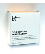 it cosmetics Celebration Foundation Full Coverage Hydrating Powder - TAN - $27.71