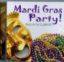 Mardi Gras Party Music For The Celebration [Audio CD] - $49.99
