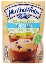 Martha White Gluten Free Blueberry Muffin Mix 7... - $6.88
