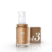 COVERGIRL Trublend Liquid Makeup Honey Beige D3 1 Fl Oz, 1.000-Fluid Oun... - $19.94