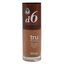 COVERGIRL Trublend Liquid Makeup Toasted Almond D6 1 Fl Oz, 1.000-Fluid ... - $19.94