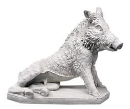 Wild Boar Porcellino Sculpture Statue by Pietro Tacca Giambologna pupil ... - $296.01