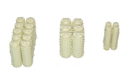 Original Replacement Hot Rollers Clairol Kindness Custom Care K-300 20 Piece - $21.66