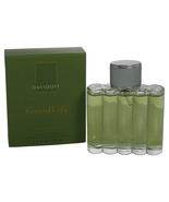 DAVIDOFF GOOD LIFE EDT 4.2 oz. Cologne MEN Perfume Fragrance Health Beau... - $499.99