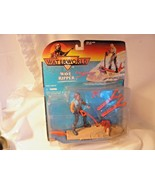 Waterworld Wave Ripper with Warrior Mariner Carded - $9.99