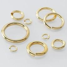 14/20 Yellow Gold-Filled Round Jump Ring 14 ga.... - $21.75