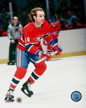 Guy Lafleur Montreal Canadiens V PF Vintage 8X10 Color Hockey Memorabilia Photo - $4.99