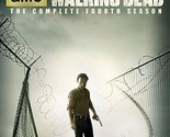 THE WALKING DEAD: SEASON 4 BLU-RAY - THE COMPLETE FOURTH SEASON [5 DISCS] - NEW