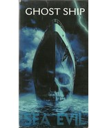 Ghost Ship VHS Gabriel Byrne Julianna Margulies Ron Eldard - $1.99