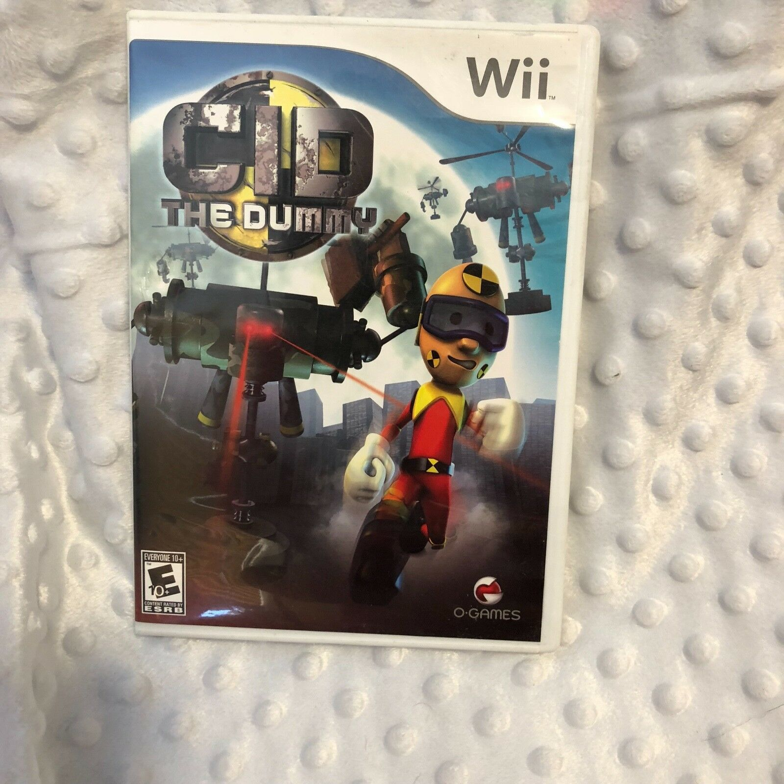 Wii Cid The Dummy Game Everyone 2009 Action Adventure