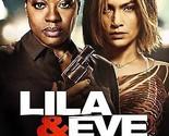 LILA & EVE DVD - SINGLE DISC EDITION - NEW UNOPENED - JENNIFER LOPEZ