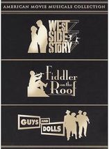 American Movie Musicals: West Side Story/Fiddler on Roof/Guys and Dolls ... - $14.95