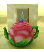 Seasons of The Year Mini Teapot - Avon 1995 - $25.00