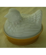 Hen Dish by Avon Originally Filled With Guest Soaps Ceramic  - $19.00